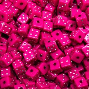 DADO-COM-STRASS-06MM-EM-PLASTICO-COM-500GR-007---ROSA-PINK