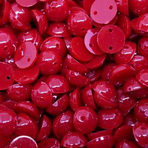 CHATON-PARA-COSTURA-MEIA-BOLA-08MM-EM-PLASTICO-COM-500GR-C-07---VERMELHO