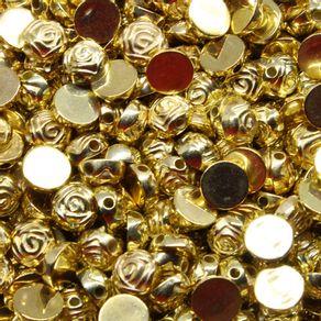 ENTREMEIO-FLOR-08MM-EM-ABS-COM-500GR-073---DOURADO-073