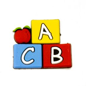 APLIQUE-ABC-MACA-EMBORRACHADO-COM-50-PECAS---603---COLORIDO-ESCURO