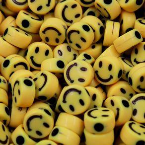 ENTREMEIO-REDONDO-SMILE-10MM-EM-ACRILICO-COM-500GR---203---AMARELO-Z3