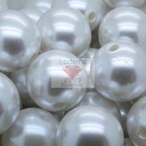 PEROLA-INTEIRA-COM-FURO-30MM-EM-ABS-COM-500GR-209---BRANCO-209