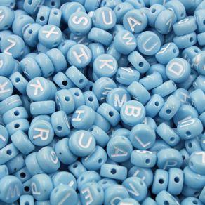 ENTREMEIO-REDONDO-COM-LETRA-07MM-EM-PLASTICO-COM-500GR---276D---AZUL-BEBE-C--BRANCO